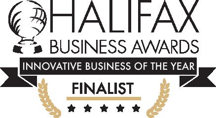 Halifax Business Awards - Innovative Business Finalist Logo